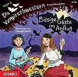 Die Vampirschwestern. Bissige Gäste im Anflug.: Mit Musik von Matthias Meyer-Göllner - Franziska Gehm