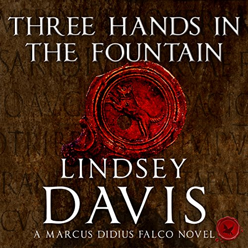 Three Hands in the Fountain cover art