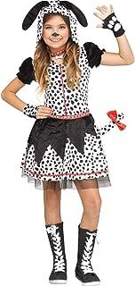 Fun World Spotted Sweetie Child Costume, Medium, Multicolor
