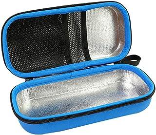 EXCEART Refrigerador de Insulina Saco de Viagem Forro de Isolamento para Diabéticos Organizar Bolsa de Armazenamento de Me...