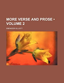 More Verse and Prose (Volume 2)