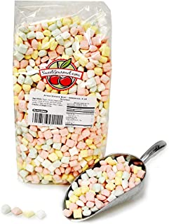 After Dinner Pastel Mints | Pillow Mints Candy | Dessert Bulk Mints | Kosher | Gluten Free | 4 pounds