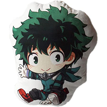 My Hero Animation Plush Pillow Cartoon Image Pillow Anime Fans Gift