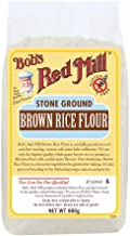Bob's Red Mill Bob`s Red Mill Wholegrain Brown Rice Flour 680g, 680 g