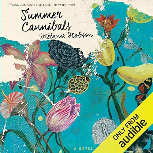 Summer Cannibals audiobook cover art