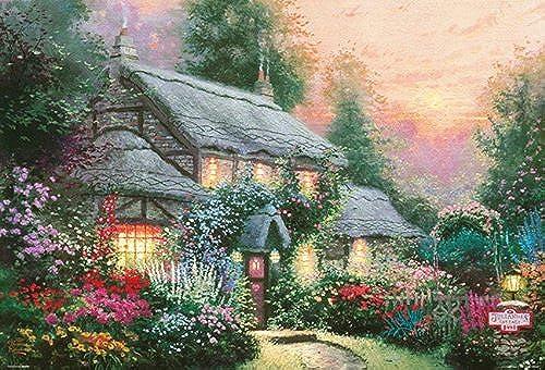 1000 Peace Julian's Cottage 61-308 (japan import)