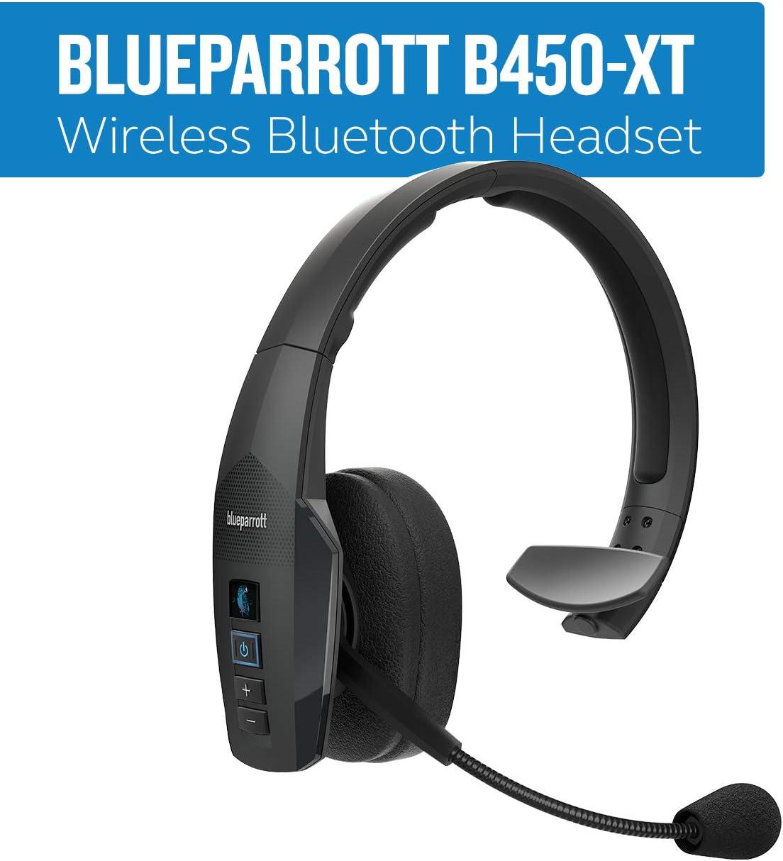 Blue Parrott Headset