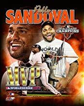 Pablo Sandoval San Francisco Giants 2012 World Series MVP Photo 8x10