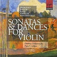 Sonatas & Dances for Violin by Dmitry Sitkovetsky