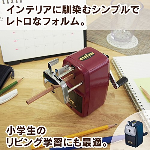 Angel vessel remove Karujimu-ki manual pencil 5 Royal Red A5RY-R (japan import) Photo #5