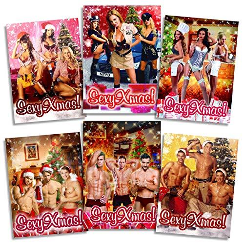 Adventskalender / Sexy Men / Sexy Women / Handwerker/ Polizei / Schokolade / Weihnachten , Adventskalender Erwachsene:Sexy Handwerkerinnen