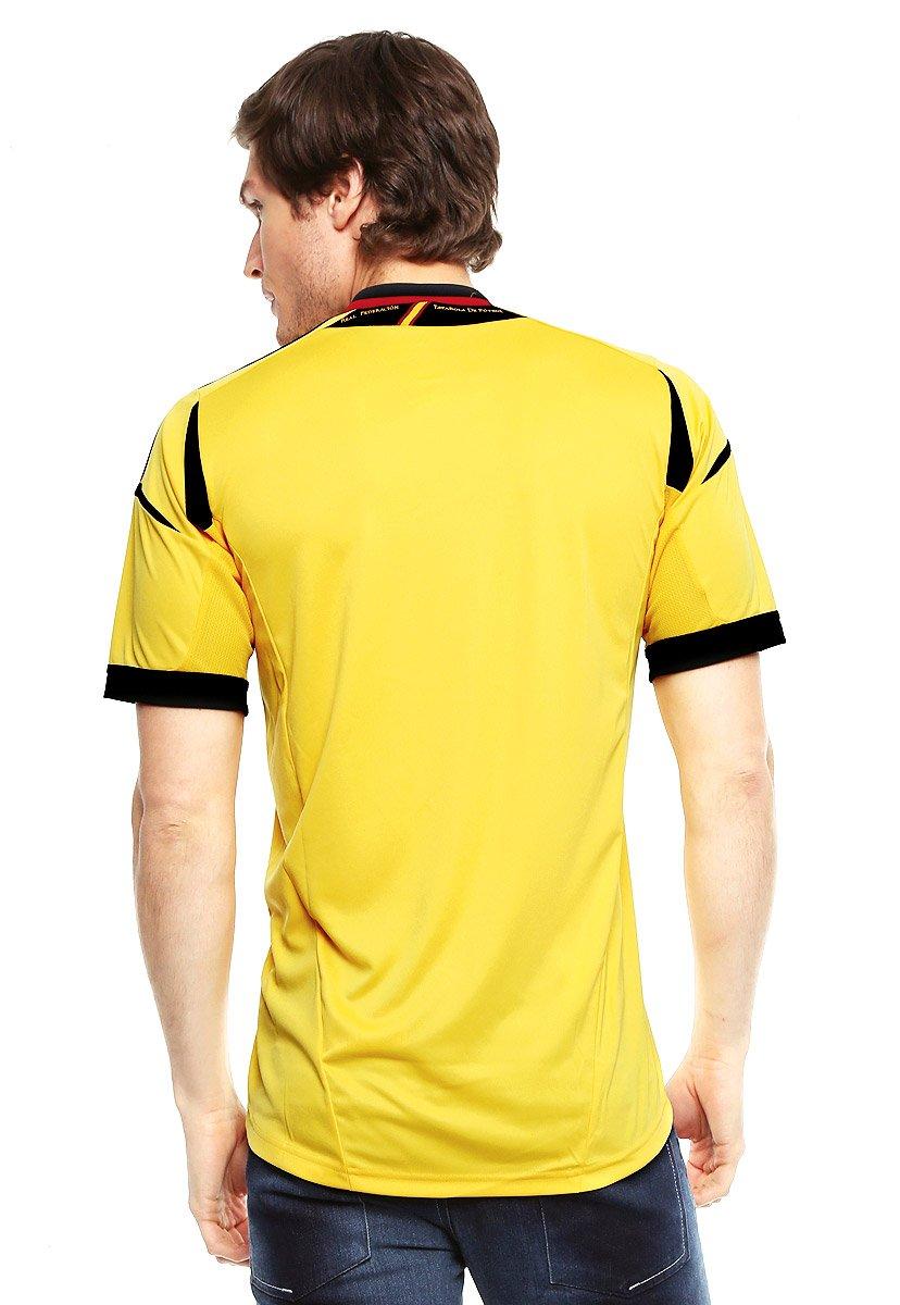 Camiseta Portero España -2012- 1ª equipación: Amazon.es: Deportes ...
