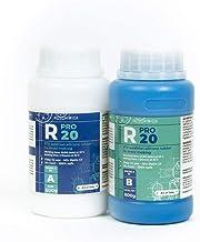 R PRO 20 - Siliconen vloeibaar, siliconen rubber dupliceersiliconen, Afvormmassa, and siliconenrubber 1:1 (2 Kg)