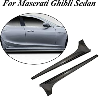 Easy Installation Guaranteed Fitment Extremely Durable KBD Body Kits Compatible with Maserati Ghibli 2014-2018 KBD 5 Piece Flexfit Polyurethane Full Body Kit Made in the USA!