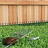 Dig Defence 25 Pack No-Dig Small/Medium Animal Barrier, 8' L X 32' W, 25 CT