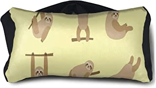 Eye Pillow Sloths Stylish Womens Portable Blindfold Train Sleep Eye Bag Patch