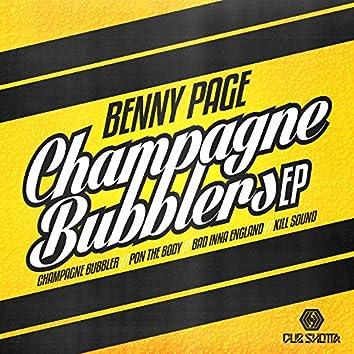 Champagne Bubblers