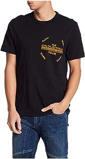 True Religion Men's Handbill Graphic T-Shirt