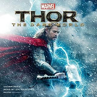 Marvel's Thor: The Dark World cover art