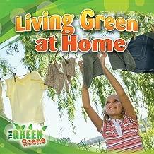 المعيشة والأخضر مشهد في المنزل (أخضر)