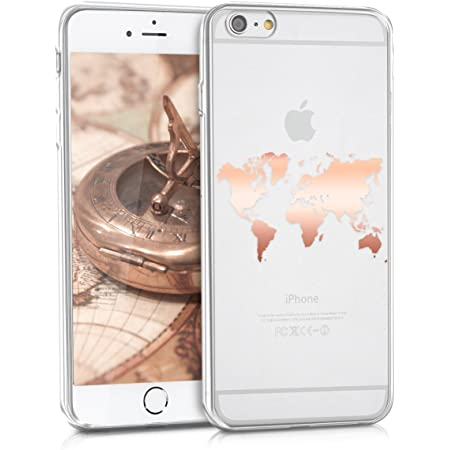 Kwmobile Hülle Kompatibel Mit Apple Iphone 6 Plus Elektronik