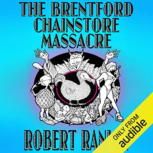 The Brentford Chainstore Massacre audiobook cover art