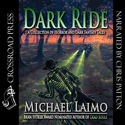 Dark Ride audiobook cover art
