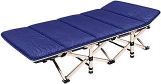 FTFTO Équipement Quotidien Lit Pliant Bureau Pliant Chaise de lit de Sieste pour Bureau intérieur Balcon Patio Jardin Plag...