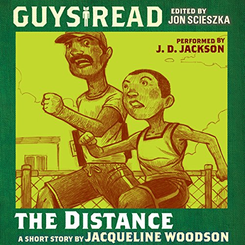 Guys Read: The Distance audiobook cover art