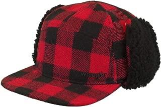Men's Lumberjack Faux Wool & Sherpa Cap