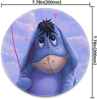DISNEY COLLECTION Mouse Pad Round Mouse Pad Eeyore Stylish