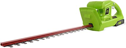 Patio, Lawn & Garden Greenworks 20-Inch 24V Cordless Hedge Trimmer ...