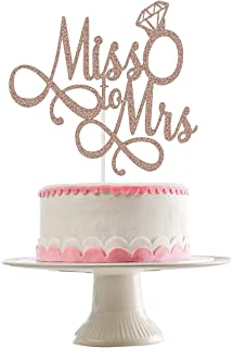 cake topper bride to be