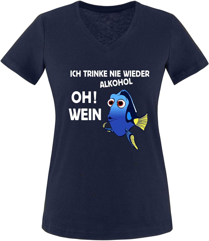 EZYshirt® JGA Junggeselinnerabschied   Ich Trink nie