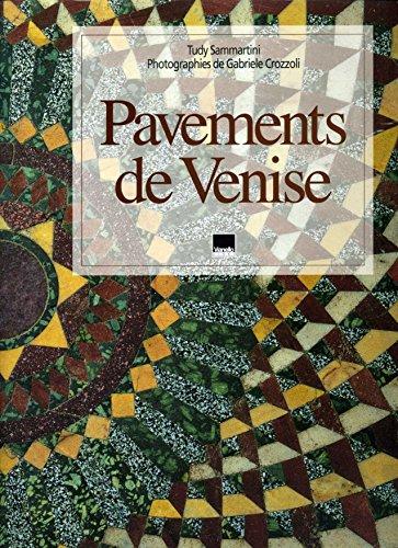 Pavements de Venise-Steinböden in Venedig