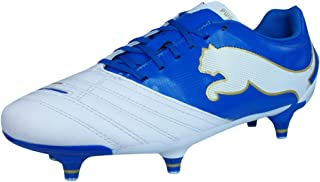 PUMA Powercat 3.12 SG Mens Leather Soccer Boots/Cleats