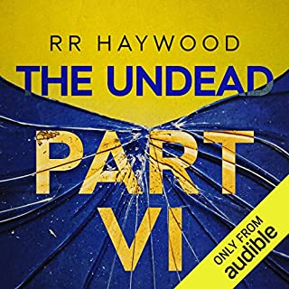 The Undead: Part 6 cover art