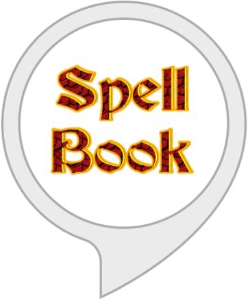 Spell Book for Dungeons and Dragons