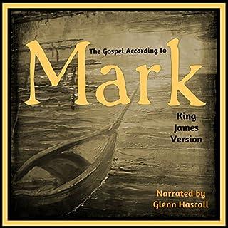 The Gospel of Mark audiobook cover art