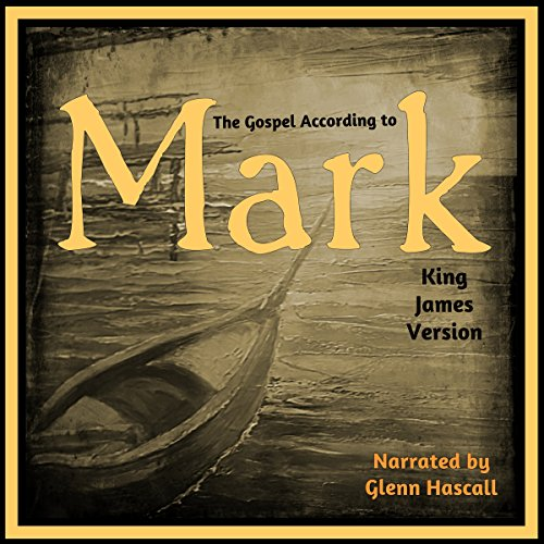 The Gospel of Mark audiobook cover art