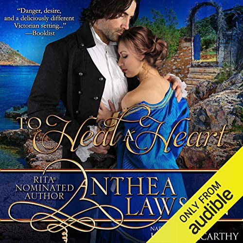To Heal a Heart audiobook cover art