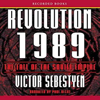 Revolution 1989 audiobook cover art