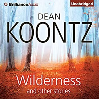 Wilderness and Other Stories audiobook cover art