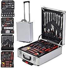 616Pcs taller caja de herramientas carro de almacenamiento de equipos cuadro de garaje mecánico caja de herramientas, la combinación de reparación de herramientas