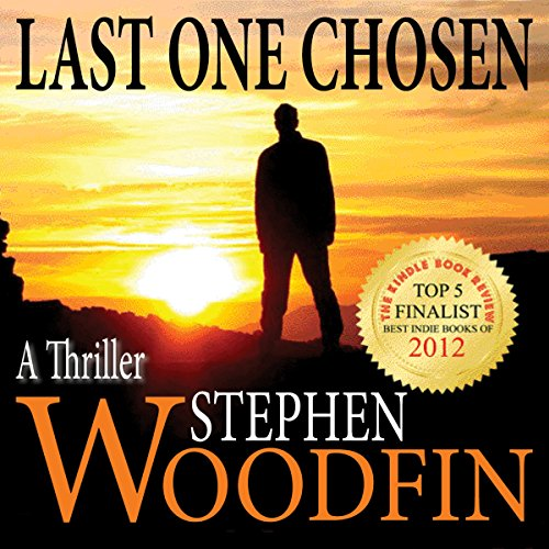 Last One Chosen audiobook cover art