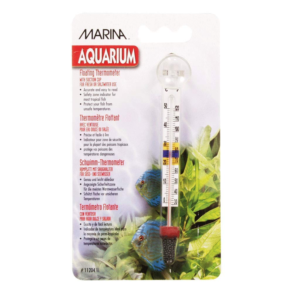 Marina Deluxe Floating Thermometer Suction