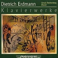 Erdmann: Klavierwerke