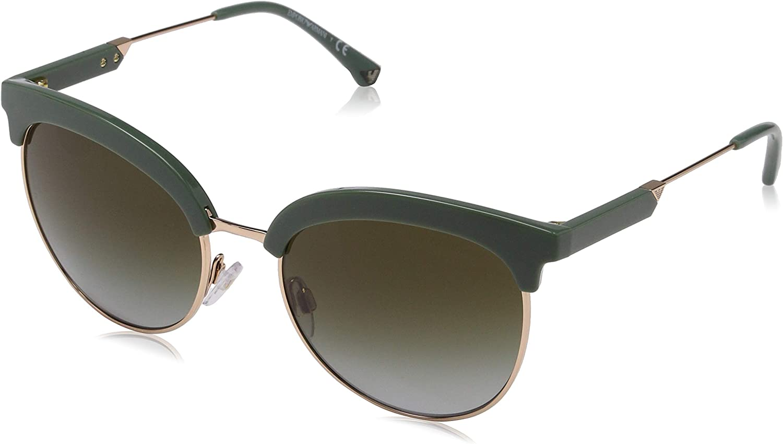 Giorgio Armani Women's Gradient AR808650261355 Brown Oval Sunglasses