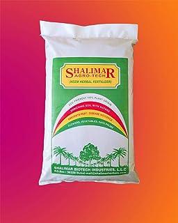Shalimar Neem Herbal Fertilizer Powder - 10 LB