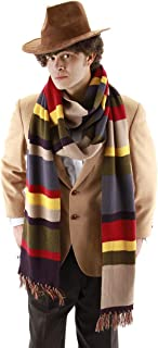 the fourth doctors scarf